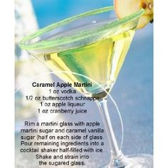 Classic Drink Rimmers - Sugars in Apple, Lemon Drop and Cranberry ...