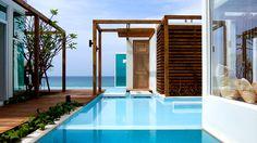 Aleenta Resort. Phuket, Thailand 2007