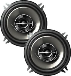 Pioneer TS-G1344R Car Speaker -   250 Watts Max Power IMPP Composite Cone Woofer 1-3/16 PEI Balanced Dome Tweeter with Ferrite Magnet Does not ship with mesh Speaker covering  Injection-Molded Polypropylene (IMPP) cone material  - http://bestgadgetdeals.net/pioneer-ts-g1344r-car-speaker/ - http://bestgadgetdeals.net/wp-content/uploads/2013/05/b52d2__car_audio__51ySBdX2B1nL.jpg