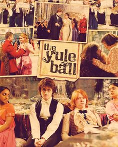 the Yule Ball