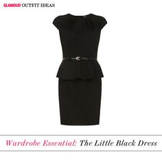 A LBD is a must-have for every girl.