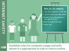 Common sense tips for Internet Safety