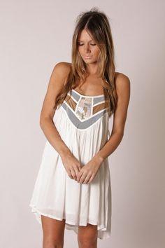 Georgia Tunic Dress