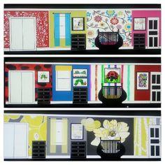 My nursery designs done on Adobe Illustrator