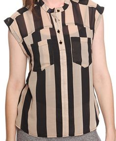 Stripy Shirt - £13.75