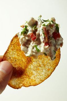 Recipe: Old Bay Chips: Organic Gardening