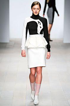 fashion lust, autumnwint 201213, david koma, fashionrunwaycollect 2010, fall 2012