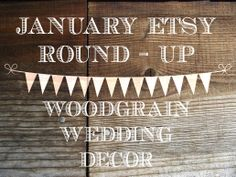 January Etsy Round-Up!