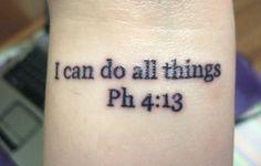 Religious Wrist Tattoo | Tattoo Design Gallery - 101tattoos