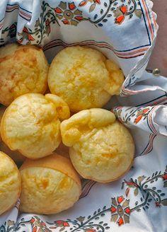 Brazilian Cheese Puffs #glutenfree #grainfree