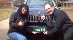 """We love our Visalus bimmer!"" - Steve Holt"