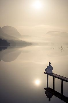 Meditate - it is here where you can find true beauty.