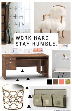 Office Makeover Time...   Wonder Forest: Design Your Life.