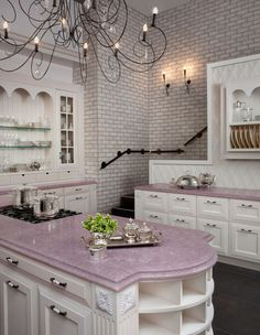 traditional kitchen by Caesarstone