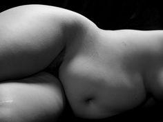 Body Landscapes | Plus Size Nude Figure Study | Plush Series (via zerbetron).  LOVE IT!!!!