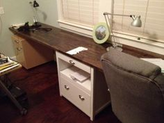 Channing cabinet/desk | Do It Yourself Home Projects from Ana White