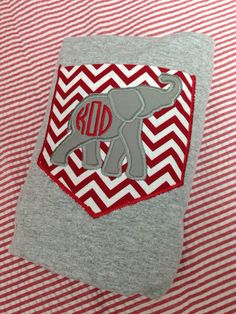 Personalized Gray Long Sleeve Adult Alabama by BabyCheeksBoutiques, $26.00