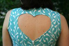 cutesy back detail