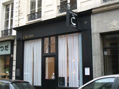Crudus 21 Rue St.-Roch 1st arr. Paris cucina Italiana Bio