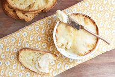 Cauliflower Gruyere Cheese Dip
