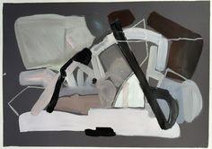 NG COLLECTIVE  Kaija, 20 x 28    Acrylic on paper. 2014