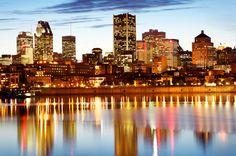 Montréal, Canada #honeymoon #dreamdestinations