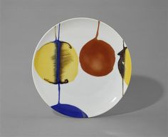 """Service """"Diane"""" - Alexander Calder / manufacture de Sèvres"""