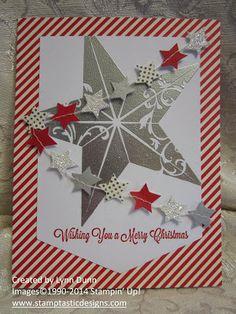 Stamptastic Designs: Paper Pumpkin ~ Christmas Creation #4