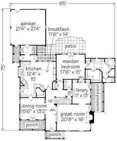 Dutch Colonial Floor Plan On Pinterest Floor Plans