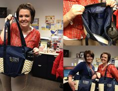 Time Out for Women - 2013 Tote Bag Reveal!