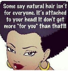 Hair Journey, Nature Hair