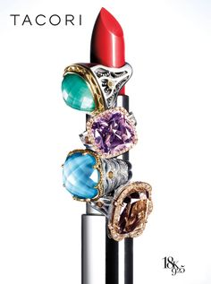 Capri Jewelers Arizona  ~ www.caprijewelersaz.com The Lipstick.
