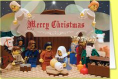 The Brick Bible Shop > Christmas Cards