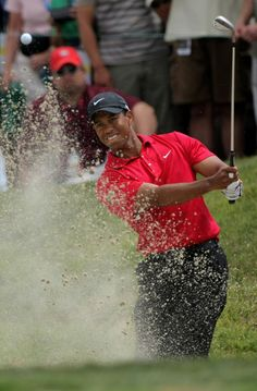 Tiger Woods, still the best golfer out there.
