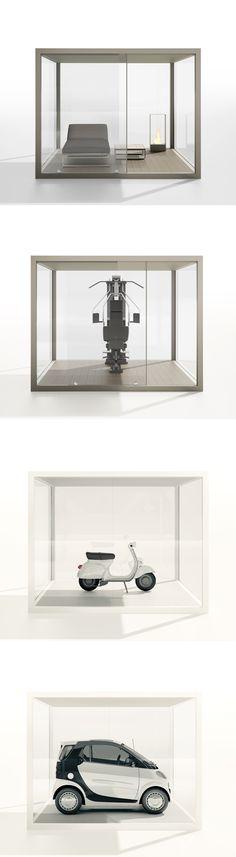 Cristal Box de Gandía Blasco.
