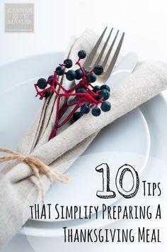 10 Tips That Simplif