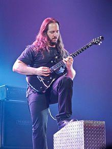 John Petrucci...Dream Theater, G3 Participant