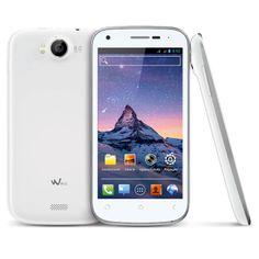 """SMARTPHONE WIKO PEAX2 4.5"""" WHITE 4,5/QUADCORE/1GB/4GB/DUAL SIM/ ANDROID 4.1.2 177,59€ PVP #tiendanexus"""