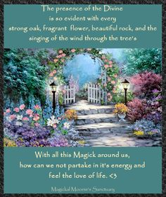 Written by Wicca Yvonne, Magickal Moonie's Sanctuary