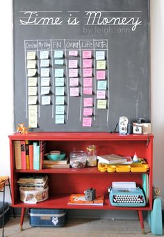 Chalk board love