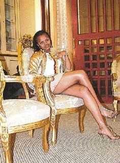 Her Royal Highness Princess Sikhanyiso of Swaziland