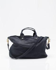 Messenger Bag In Navy