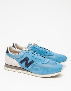 Blue kicks.