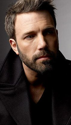 Rugged Ben Affleck..