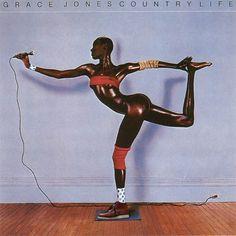 Grace Jones - counter-culture beauty