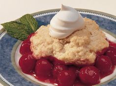 Quick Fruit Cobbler