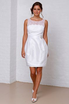 Brand new dresses from David's Bridal, Spring 2013