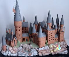 Gingerbread Hogwarts