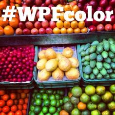 Share your colorful photos using #WPFcolor on Instagram with @WholePlanet for your chance to be featured!