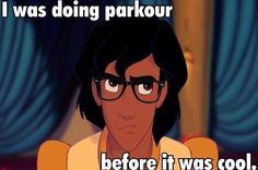 Hipster Disney